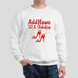FANTASTIC 50TH Sweatshirt