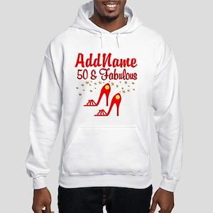 FANTASTIC 50TH Hooded Sweatshirt