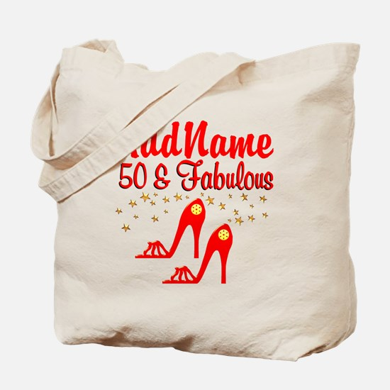 FANTASTIC 50TH Tote Bag