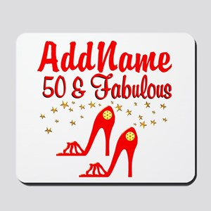 FANTASTIC 50TH Mousepad