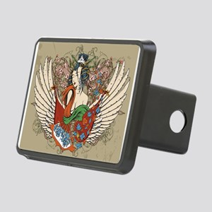 Asian Beauty Hitch Cover