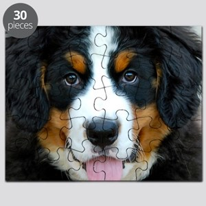 Bernese Mountain Dog Puppy 2 Puzzle
