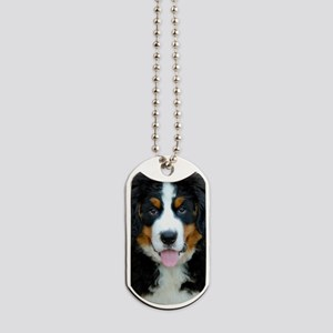 Bernese Mountain Dog Puppy 3 Dog Tags