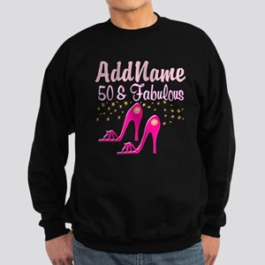TERRIFIC 50TH Sweatshirt (dark)