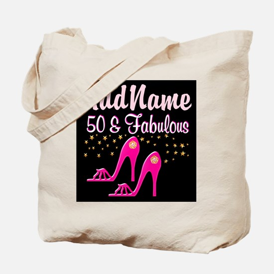 TERRIFIC 50TH Tote Bag