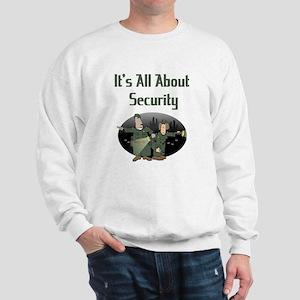 Security Guard / Bouncer Sweatshirt