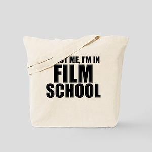 Trust Me, I'm In Film School Tote Bag