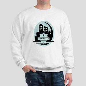 Security Guard Sweatshirt