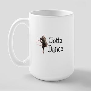 Gotta Dance! Large Mug