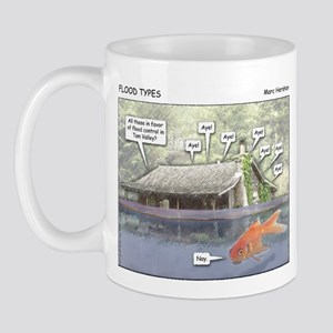 Flood Types Mug