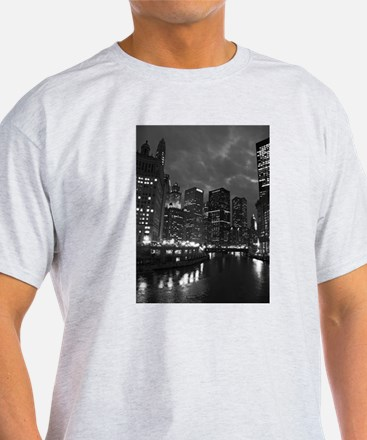 From Michigan Avenue Bridge 2 T-Shirt