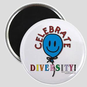 Diversity! Magnet