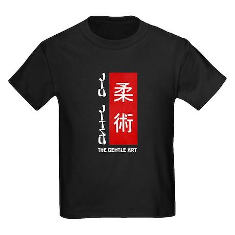 Jiu Jitsu Kids Dark T-Shirt