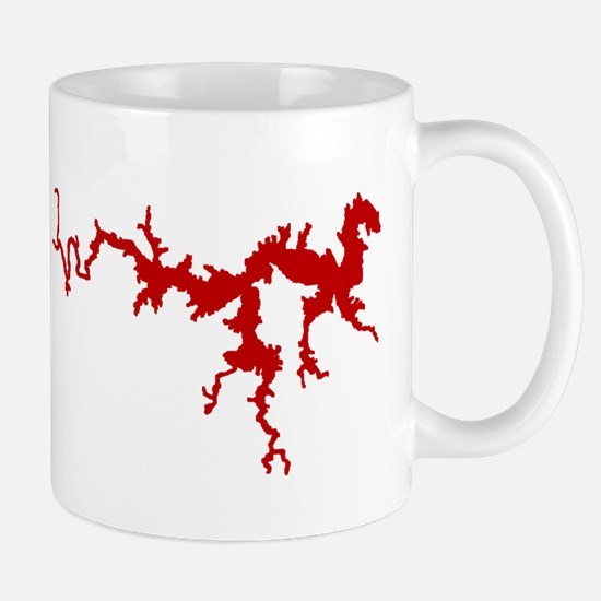 dragon only_crimson.png Mugs