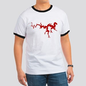 dragon only_crimson T-Shirt