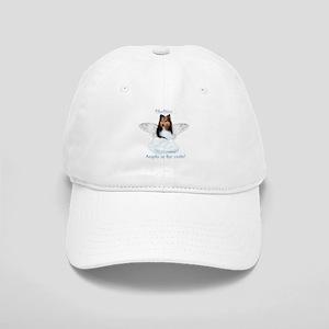 Sheltie Angel Cap