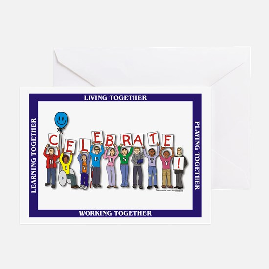 Diversity! Greeting Cards (Pk of 10)