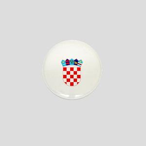 Split, Croatia Mini Button
