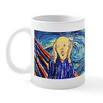 Munch Meets Van Gogh Mug