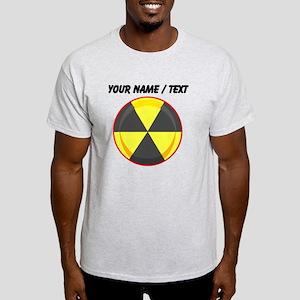 Custom Radioactive Sign T-Shirt