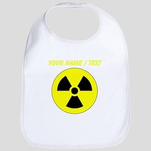 Custom Yellow Round Radioactive Bib