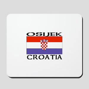 Osijek, Croatia Mousepad