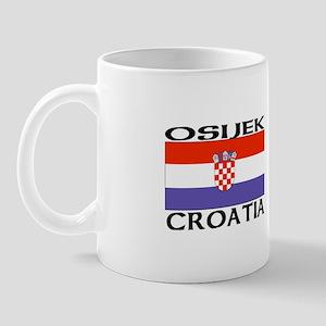 Osijek, Croatia Mug