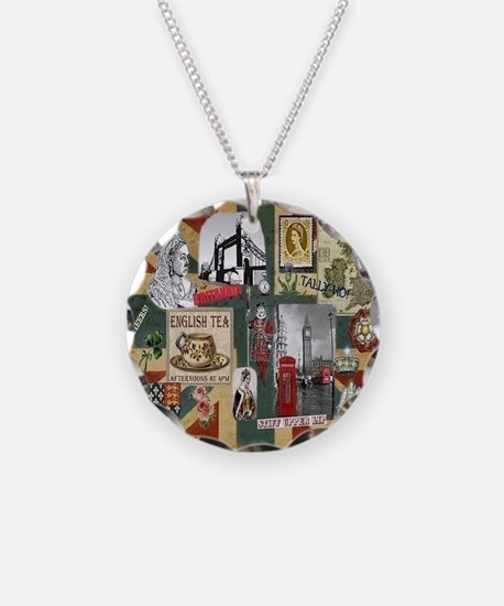 Anglophiles Delight Necklace