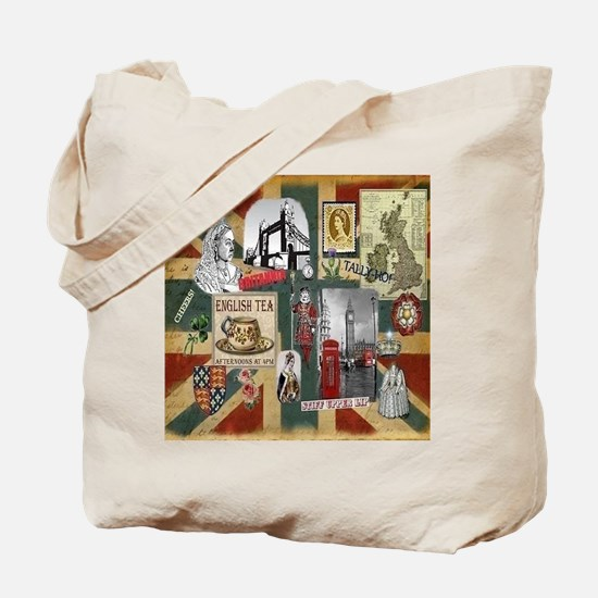 Anglophiles Delight Tote Bag