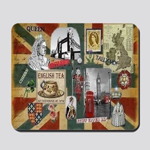 Anglophiles Delight Mousepad
