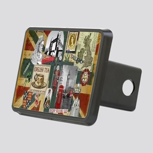 Anglophiles Delight Rectangular Hitch Cover