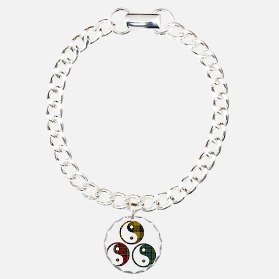 A Peace of Tartan Bracelet