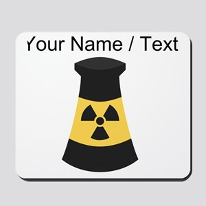 Custom Nuclear Smokestack Mousepad