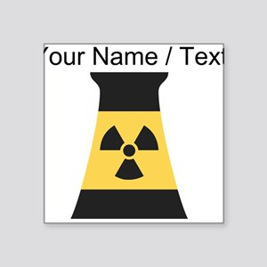 Custom Nuclear Smokestack Sticker