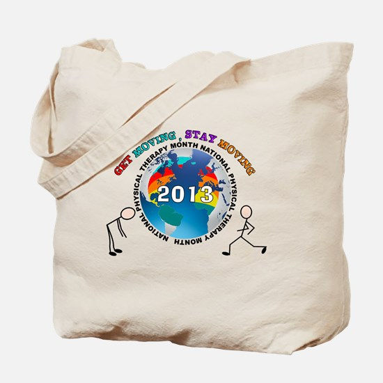 physical therapy 2013 SHIRT Tote Bag