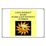 rugby Banner