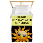 rugby Twin Duvet