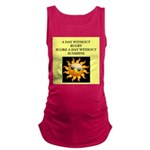 rugby Maternity Tank Top