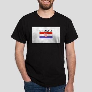 Croatia Dark T-Shirt
