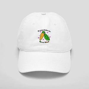 Peas and Carrots Baseball Cap