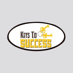 Keys To Success Patches