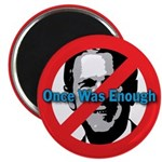 Once Was Enough Magnet (100 pk)