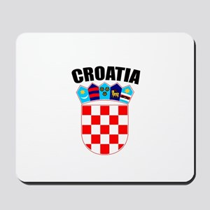 Croatia Mousepad