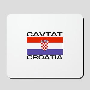 Cavtat, Croatia Mousepad