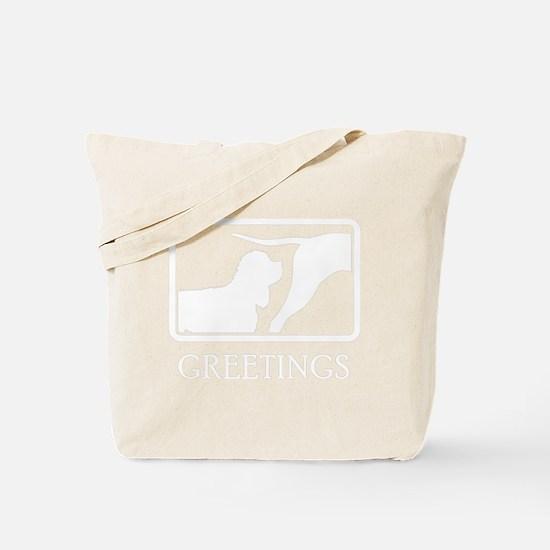 Barbet-07B Tote Bag