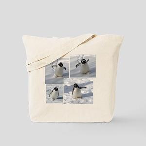 Penguin March Tote Bag