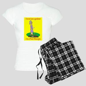 More Than a Gardner Pajamas