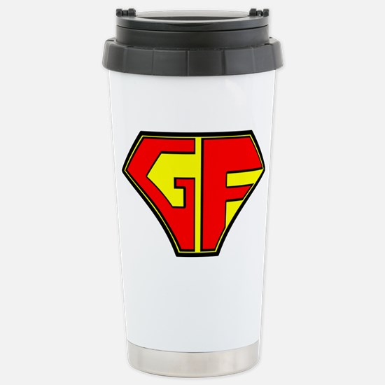 Super Gluten Free Stainless Steel Travel Mug