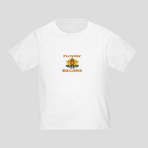 Plovdiv, Bulgaria Toddler T-Shirt