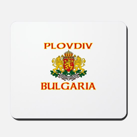Plovdiv, Bulgaria Mousepad